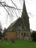 St. Michael and All Angels Church, Bramcote,