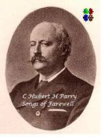 Charles Hubert Hastings Parry 1848 - 1918