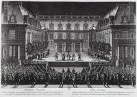 The opera Alceste
