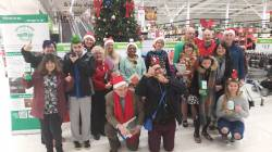 Carols at ASDA Dec 2016